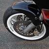 バイクシーズンに向けて・・・フロントタイヤ交換 ~132,080.5km~