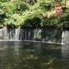 【軽井沢子連れ旅行】1日観光 白糸の滝と旧三笠ホテル