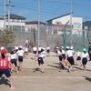 5・6年生:ドッジボール大会①