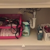 ついごちゃごちゃになる洗面台の下