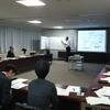 東京電力で講演