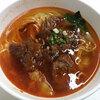 台湾牛肉麺ふたたび@バンコク