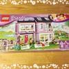 レゴフレンズ エマのデザイナーズハウス 41095 レビュー