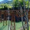 水没する橋梁 沈んだ街あるき#2