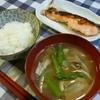 6/5週の一汁一菜、ぷらすα