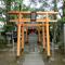 紀文稲荷神社(江東区/門前仲町)への参拝と御朱印