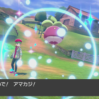 剣 エフェクト ポケモン 盾 ボール