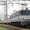 PF青プレフルコック充当 リニア残土輸送列車など 貨物列車撮影 5/23
