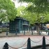 古本市の入口