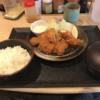 ボリュームランチ(ささみカツ定食)