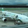 台湾桃園空港のトリセツ。キレイで広い空港です。