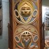 バンクーバーの人類学博物館でノースウェストのネイティブアートを鑑賞