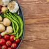 99 5色の野菜をバランスよく摂る