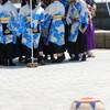 梅光学院大学よさこいダンス部LUCIS:関門よさこい大会2017(門司港、親水公園)