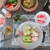 ケトジェニックダイエット2日目:パクチーとアーモンドのグリルポークソース