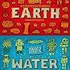 大型おしゃれ絵本 Under EARTH Under WATER