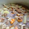 豚と海鮮のタジン風煮込み