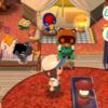 【どうぶつの森】キャンプ場にたぬきちさんをご招待(*´Д`*)【ポケットキャンプ】
