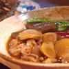 鶏肝の甘辛煮 三宮地鶏料理店安東
