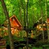 【森の小屋】メルヘンチックな妖精たちの森。北海道富良野市