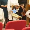 GW バイオリン発表会と沖縄と(5歳8カ月)