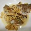 チヌ料理♪ 釣った魚は美味しく頂きます