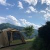 始めてのファミリーキャンプ。どんな持ち物が必要?我が家が初キャンプで持っていった物を紹介します。