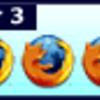 Firefox3への移行はかなり進んでいそうですね