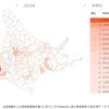 2015年度のデータを追加 : 北海道観光客統計データ閲覧くん
