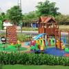 Những mẫu thiết kế khu vui chơi trẻ em ngoài trời độc đáo 2017