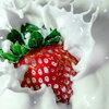 【牛乳消費】つぶつぶ苺ミルクプリン&いちごクラッシュゼリーの簡単レシピ!
