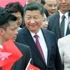 習主席が香港訪問 独立派議員の資格剥奪を称賛