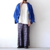 BLUE×WHITE- STYLING -