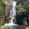 仙娥滝は見事な滝でした