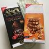 新発売のLindt チョコレート♪