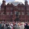 ロシアワールドカップ開幕をモスクワで迎えてみて