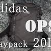 オシャレなadidasのOPSバックパックはカメラバッグとしても最強だった件