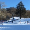 スキー場から年末のご挨拶