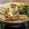 春限定、あさりたっぷりのうどんを食べました @一宮 丸亀製麺