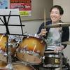 【音楽教室】第2回生徒様インタビュー!ドラム教室 K様