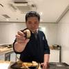 sushi niwa! 現地の寿司。