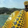 瀬戸内国際芸術祭2016 【直島】 安藤建築と黄色いかぼちゃのベネッセハウス周辺編