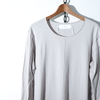 """New Arrival / """"ASKYY"""" 2 SHOULDER LINE CUTSEW L/S"""
