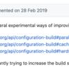 Nuxt.jsのビルドを高速化してみる