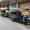 タイ旅行②~トゥクトゥクってよく見ると結構かっこいい。乗らないけど~