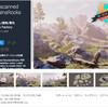 【新作無料アセット】フォトグラメトリ(写真測量法)による現実にあるリアルな岩と大地のHQ3Dモデル!ファンタジーにも使えるヨーロッパの美しい大地「Photoscanned MoutainsRocks PBR」