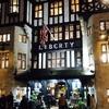 ロンドンのデパートで、食器を巡る旅をする。北欧食器とはまた違ったイギリス食器、魅惑の世界。