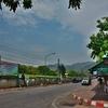 メーホンソンの中心(タイ北部の山あいの町)の市場周辺をミャンマー文化を感じながら歩く!!