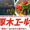 【厚木エール飯】Grill&Cafe Bar LICKSのまかないランチ&バーベキューチキンと野菜のせごはん【テイクアウト】