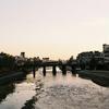 京都・三条大橋